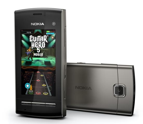 nokia 5250 photos